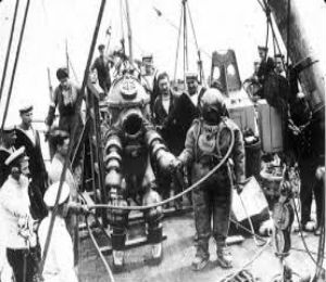 The History of the Diving Bell