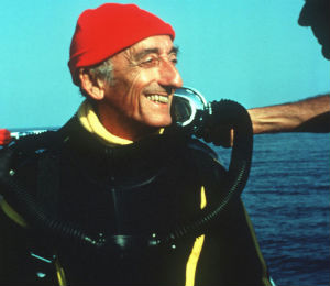 The Role of Jacques Cousteau in Scuba Diving