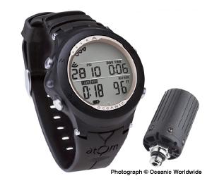 Scuba Diver's Watch