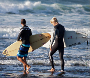 The Different Types of Wetsuits
